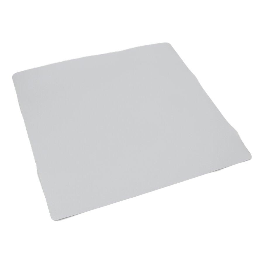 Bílá voděodolná protiskluzová podložka do sprchy FLOMA Aqua-Safe - 75 x 75 cm tloušťka 0,7 mm