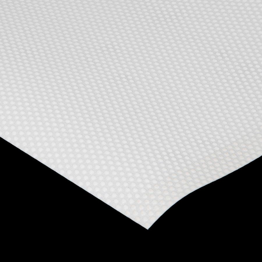 Bílá protiskluzová podložka na poličky a do šuplíků - délka 150 cm a šířka 50 cm