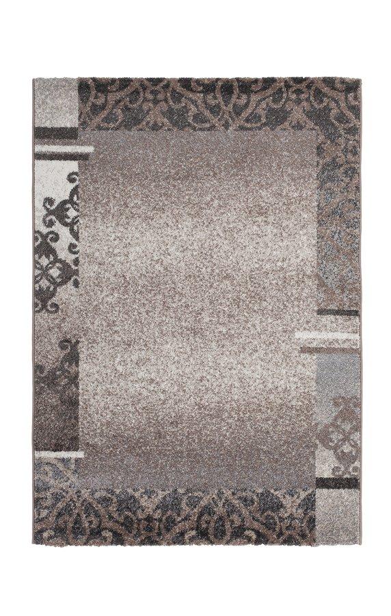 Béžový kusový koberec Copacabana