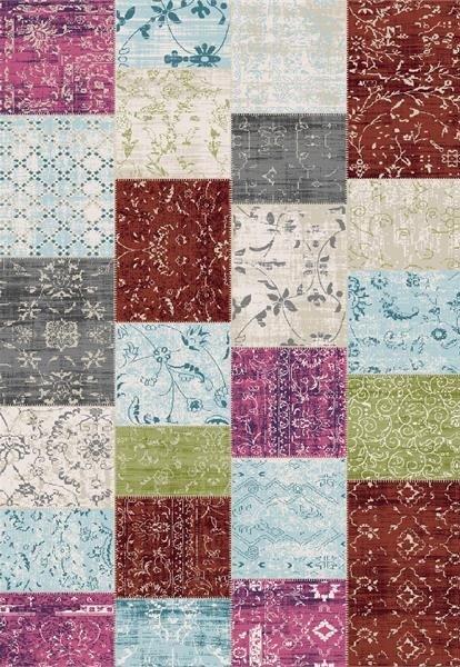 Hnědý moderní kusový koberec Velvet - délka 330 cm a šířka 230 cm