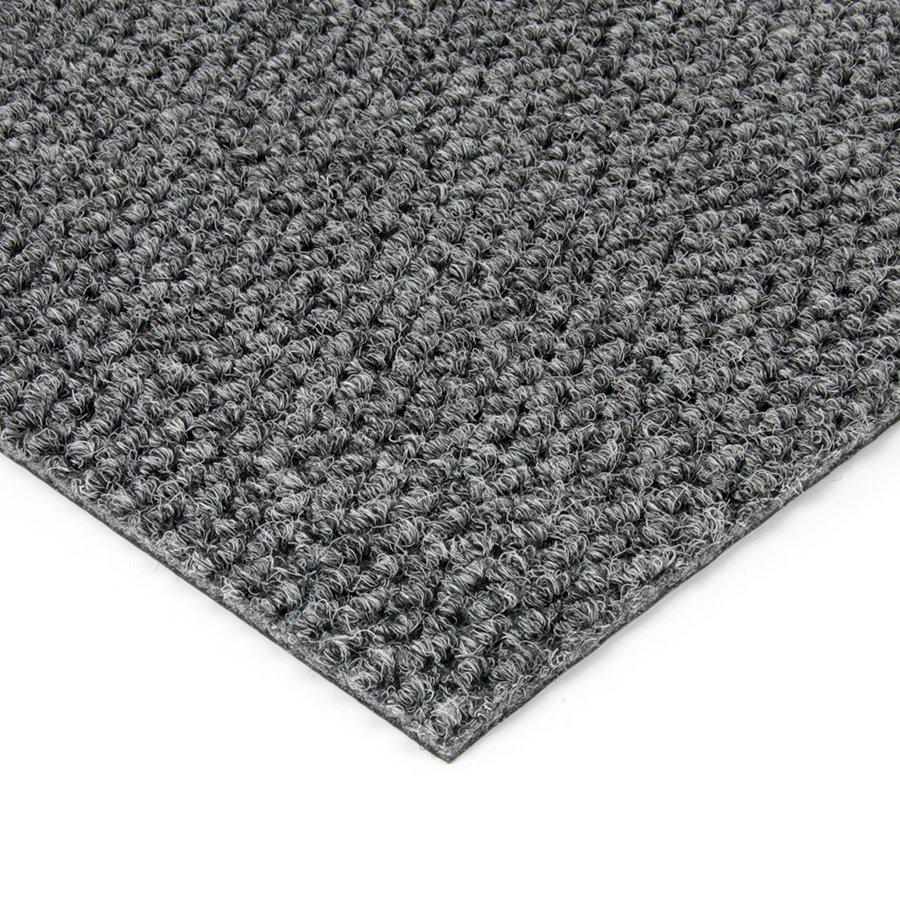 Šedá kobercová zátěžová vnitřní čistící zóna Fiona, FLOMAT - výška 1,1 cm