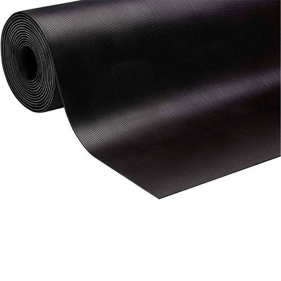 Protiskluzová průmyslová podlahová guma Thin Grooves - šířka 125 cm