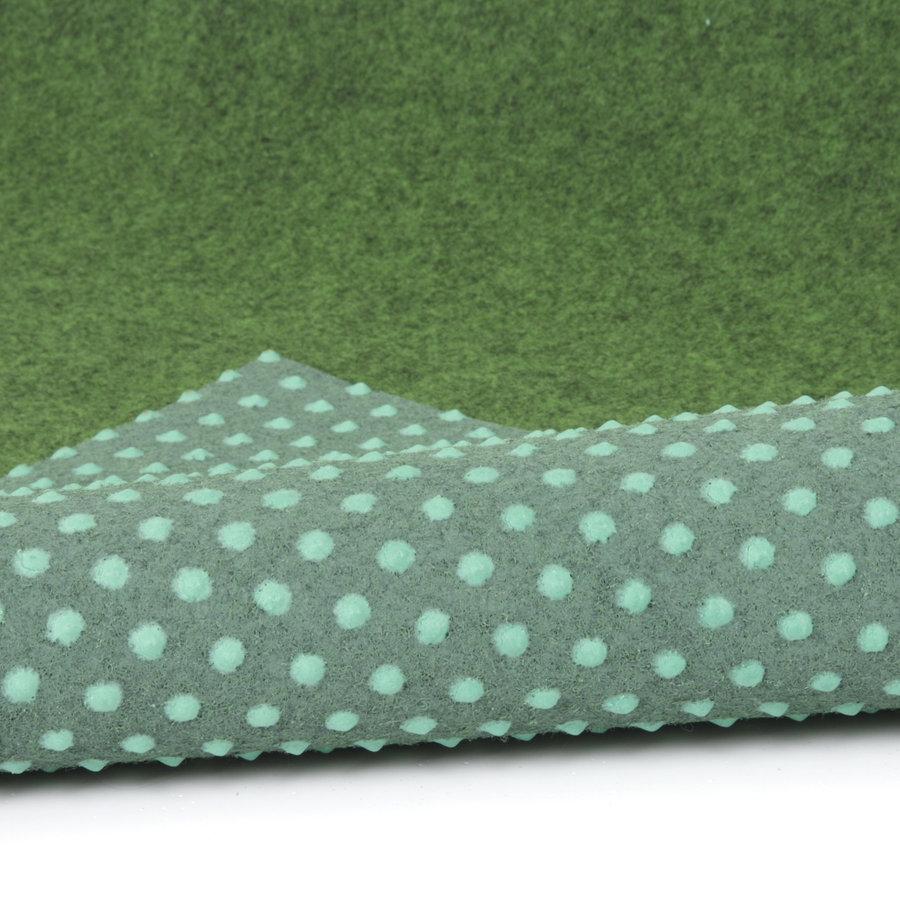 Zelený kusový travní koberec Basic - výška 0,4 cm