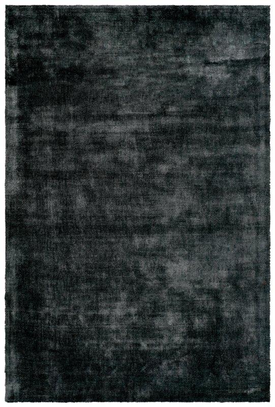 Černý kusový koberec Breeze of Obsession