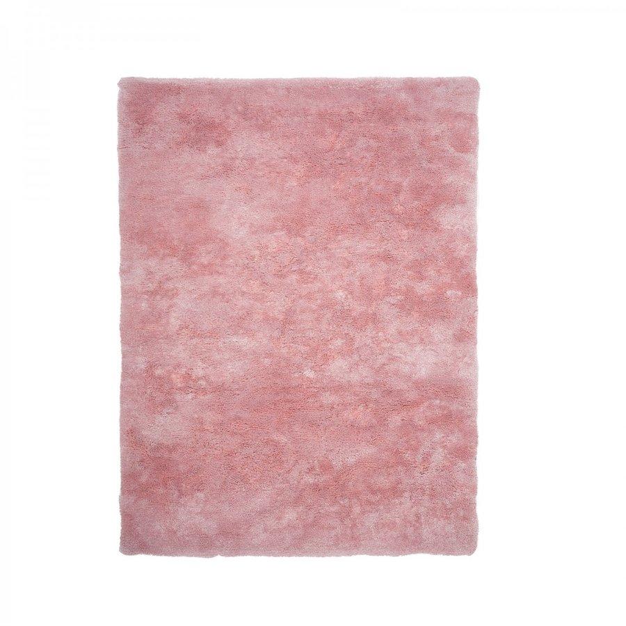 Růžový kusový koberec Curacao - délka 230 cm a šířka 160 cm