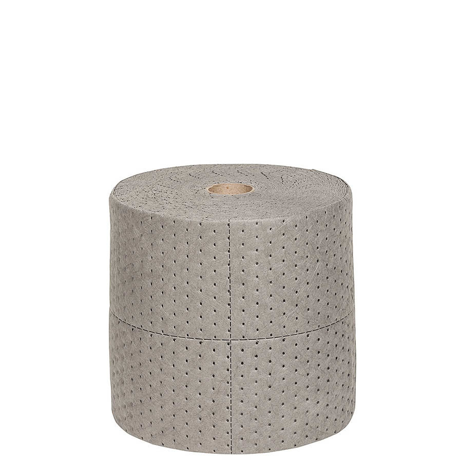 Univerzální zpevněný perforovaný sorpční koberec - délka 50 m a šířka 40 cm