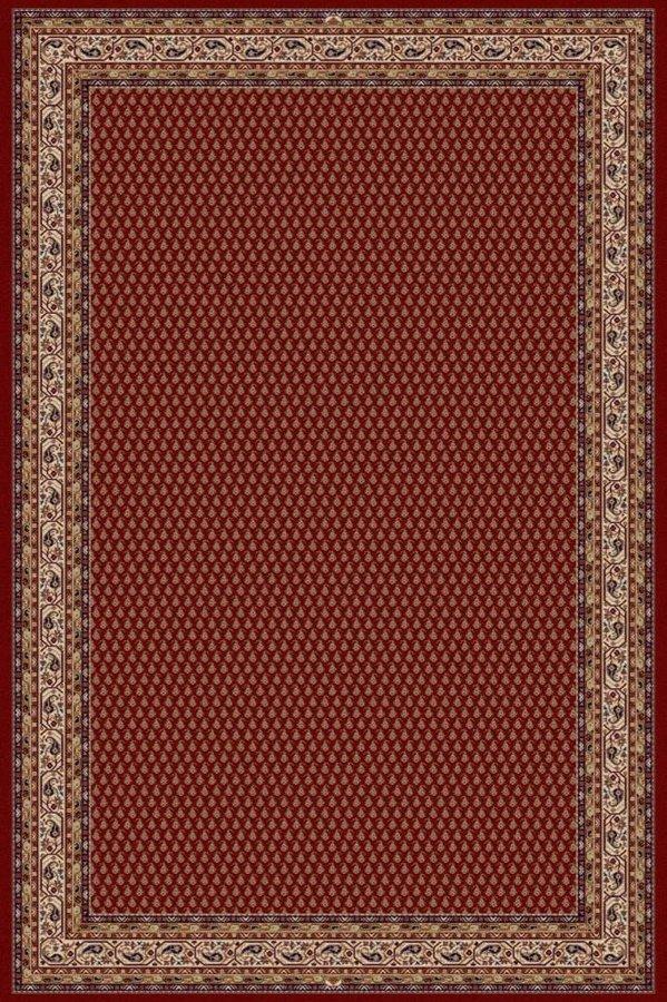Červený orientální kusový koberec Diamond - délka 400 cm a šířka 300 cm