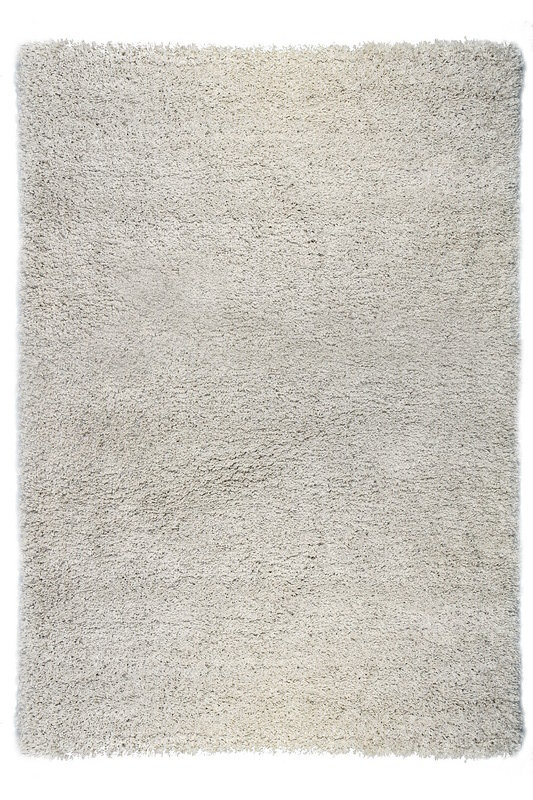 Bílý kusový koberec Fusion