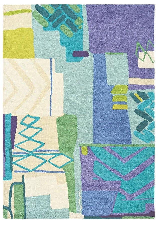 Kusový moderní koberec Bluebellgray