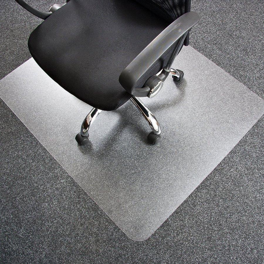 Univerzální podložka pod židli - délka 120 cm, šířka 100 cm a výška 0,2 cm