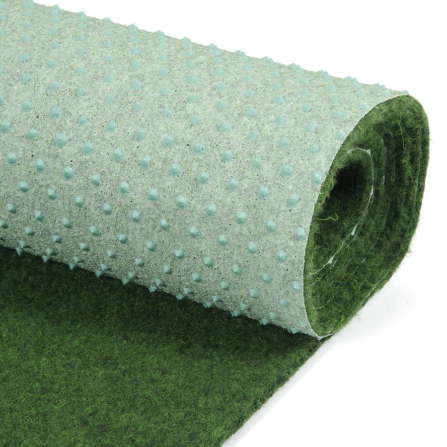 Zelený metrážový travní koberec Greeny - výška 0,6 cm