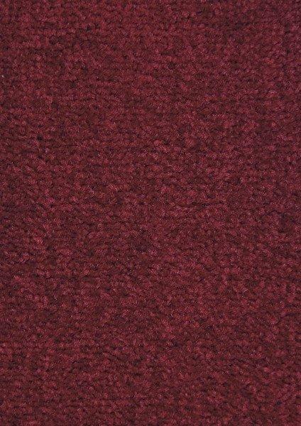Červený kusový koberec Nasty - délka 150 cm a šířka 80 cm