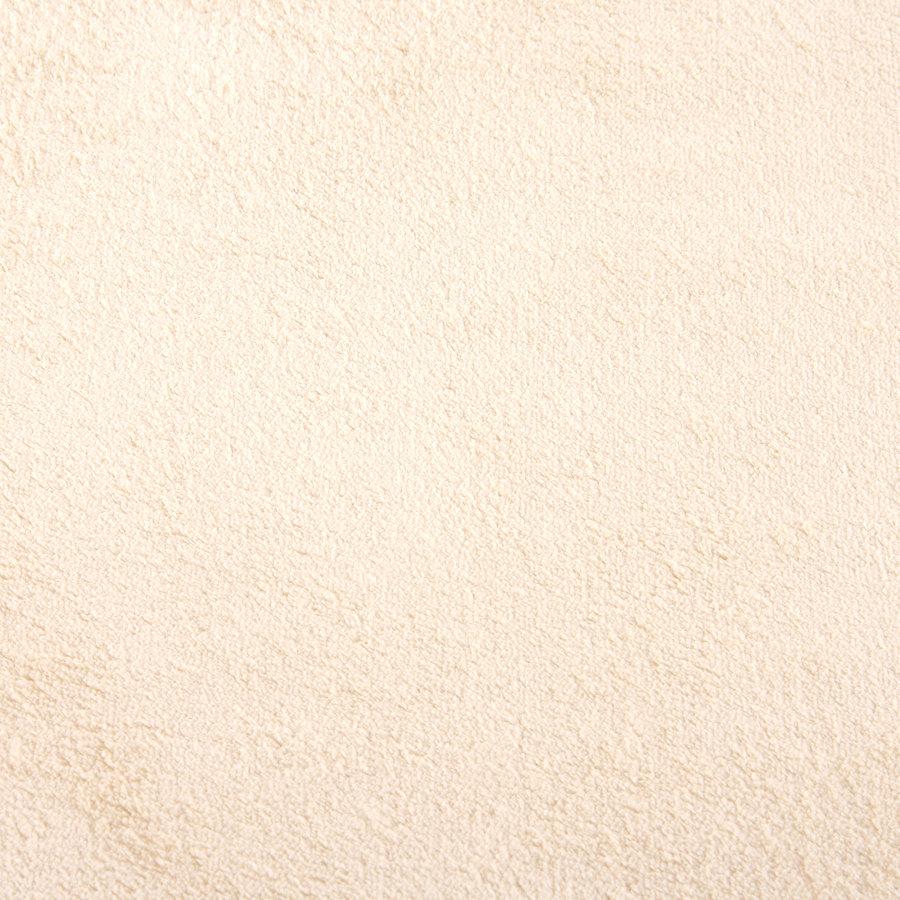 Béžová pěnová koupelnová předložka - délka 83 cm a šířka 54 cm