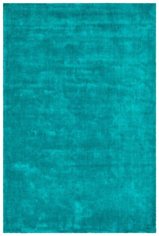 Tyrkysový koberec kusový