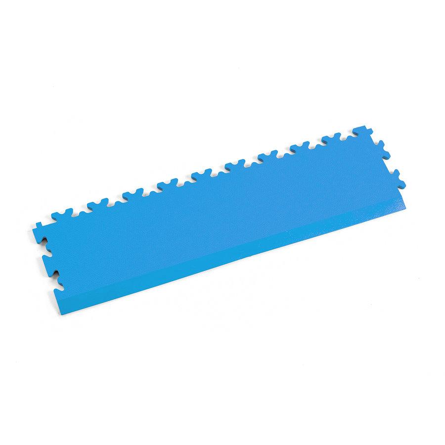 Modrý plastový vinylový nájezd 2025 (kůže), Fortelock - délka 51 cm, šířka 14 cm a výška 0,7 cm