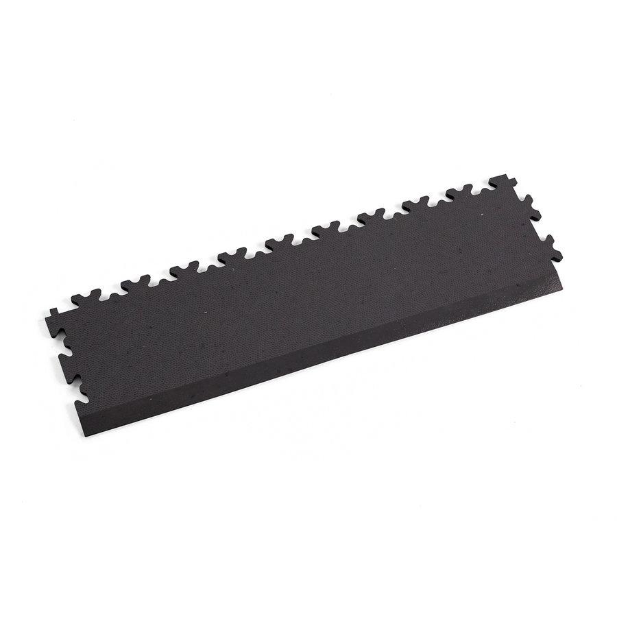 Šedý plastový vinylový nájezd Eco 2025 (kůže), Fortelock - délka 51 cm, šířka 14 cm a výška 0,7 cm