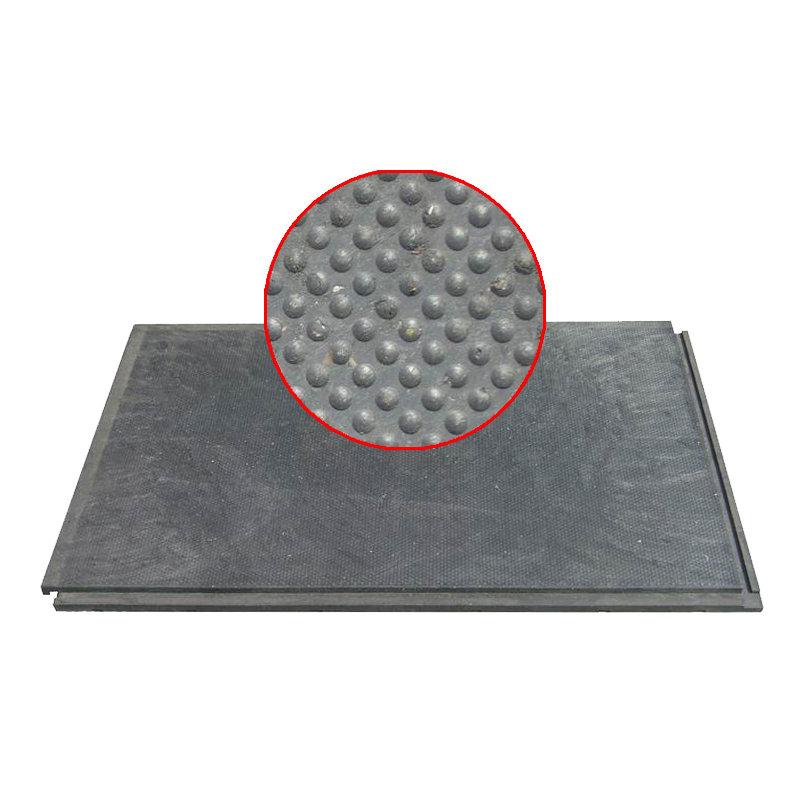 Plastová kuličková podlahová interierová deska - délka 120 cm, šířka 80 cm a výška 2,2 cm