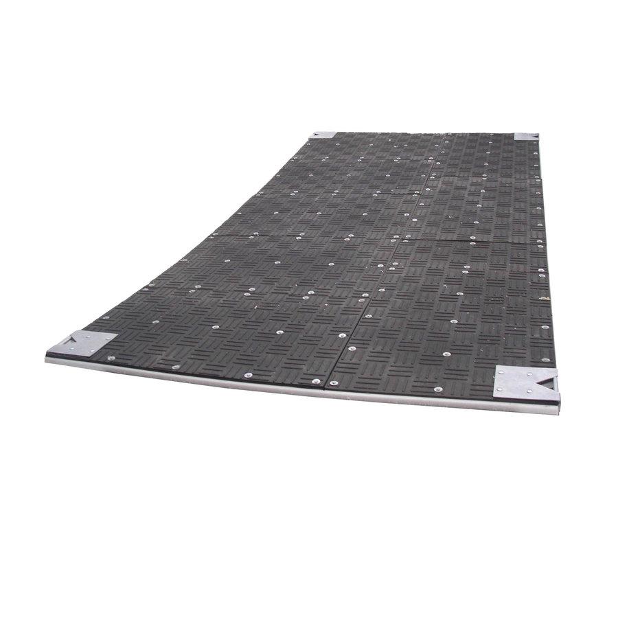 Pontonová terénní deska - délka 300 cm, šířka 200 cm a výška 3,7 cm