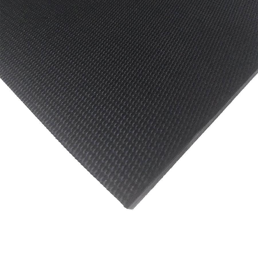 Metrážová protiskluzová podlahová guma FLOMA - výška 0,8 cm