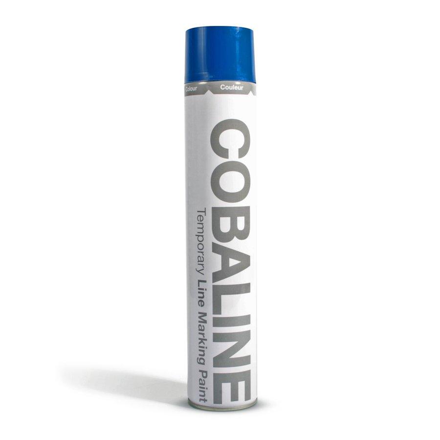 Modrá krátkodobá rychleschnoucí aerosolová barva - 750 ml (80000265)