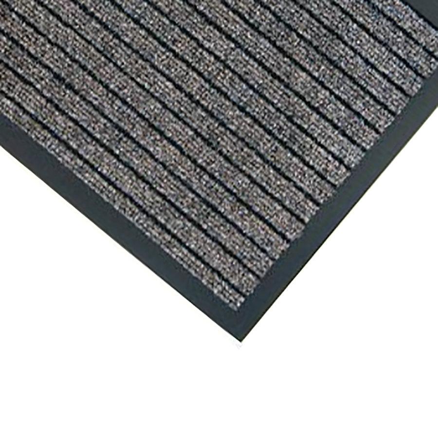 Béžová textilní vstupní rohož Popular