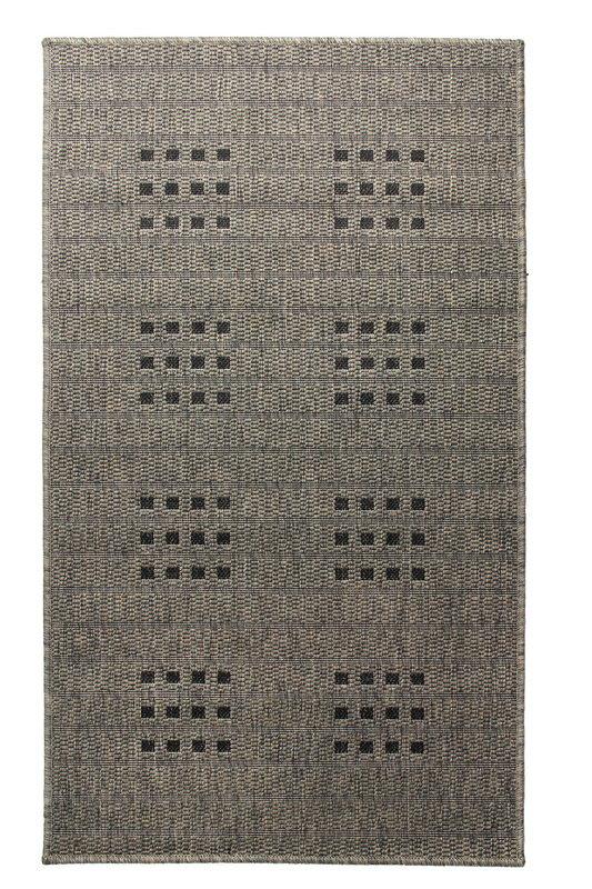 Hnědý kusový koberec Sisalo - délka 230 cm a šířka 160 cm