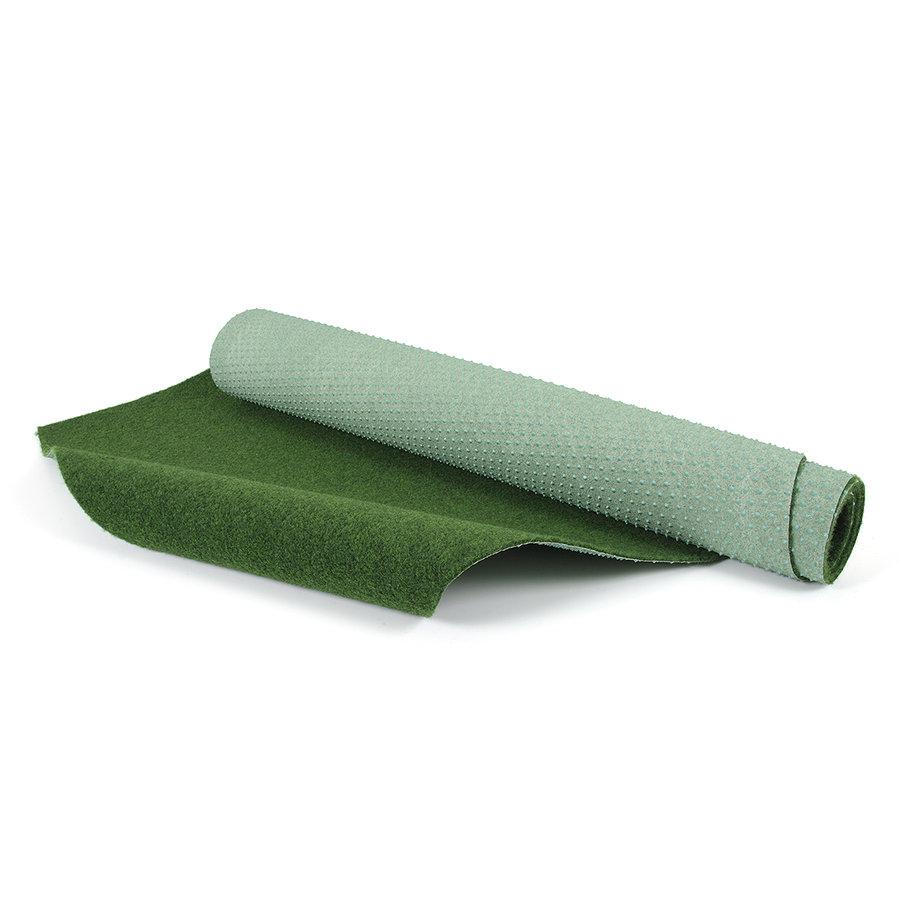 Zelený metrážový travní venkovní koberec Greeny - šířka 200 cm a výška 0,6 cm