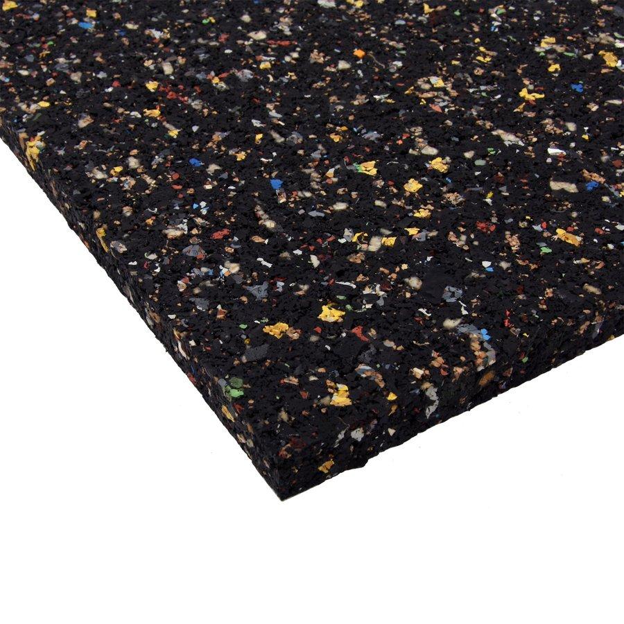 Antivibrační tlumící podložka pod pračku - délka 60 cm, šířka 60 cm a výška 1,5 cm