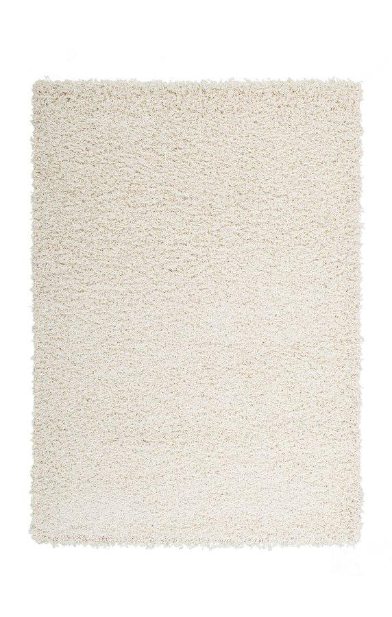 Béžový kusový koberec Funky - délka 60 cm a šířka 40 cm