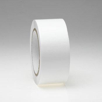 Bílá podlahová vyznačovací páska - délka 33 m a šířka 5 cm