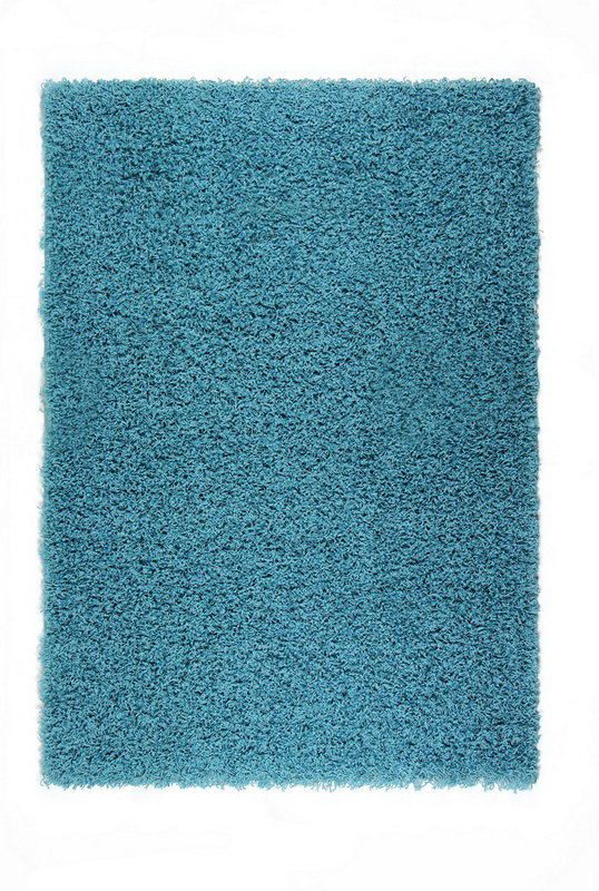 Modrý kusový koberec Prim - délka 290 cm a šířka 200 cm