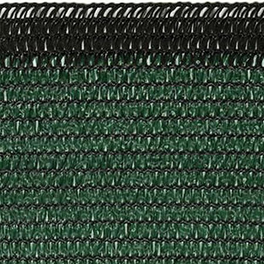 Zelená stínící tkanina na plot Soleado PRO