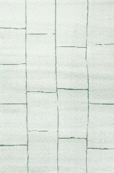 Béžový kusový moderní koberec Perla