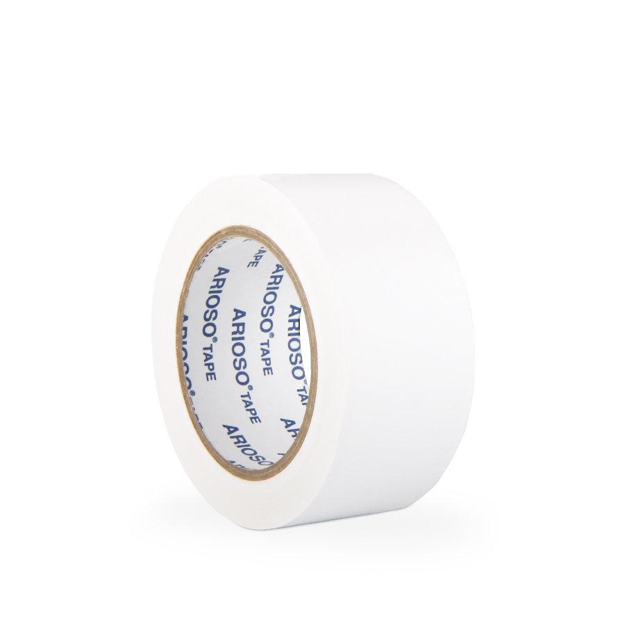 Bílá vyznačovací podlahová páska 01 - délka 33 m a šířka 5 cm