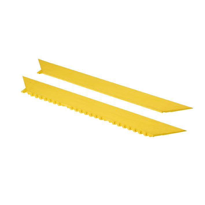 """Žlutá náběhová hrana """"samec"""" MD-X Ramp System, Nitrile - délka 91 cm a šířka 15 cm"""