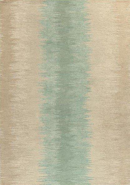 Béžový nebo zelený kusový luxusní koberec Reflect