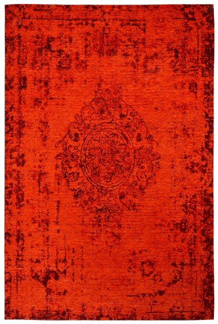 Červený kusový moderní koberec Milano
