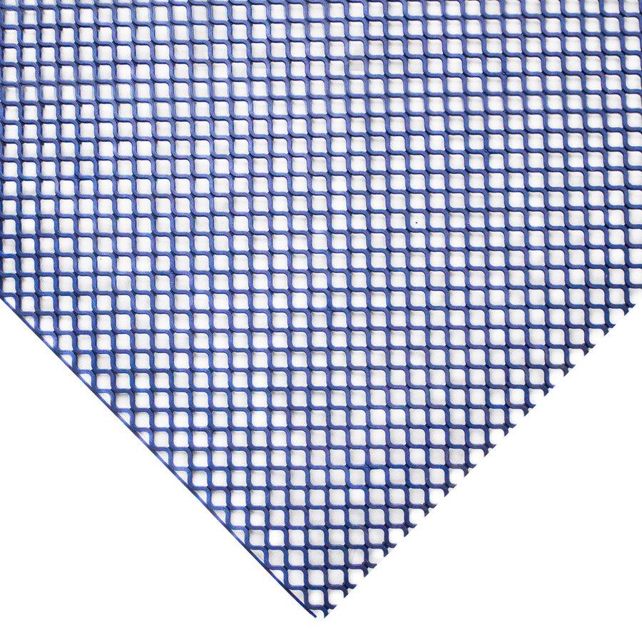 Modrá protiskluzová univerzální rohož - délka 480 cm, šířka 100 cm a výška 0,85 cm