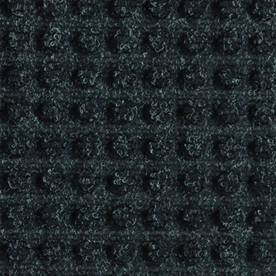 Černá textilní extra odolná zátěžová čistící rohož Lift Truck - délka 115 cm, šířka 180 cm a výška 0,63 cm