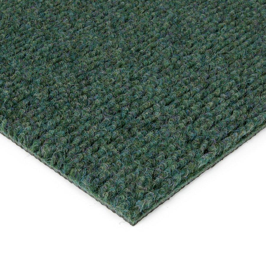 Zelená kobercová vnitřní čistící zóna Catrine, FLOMAT - výška 1,35 cm