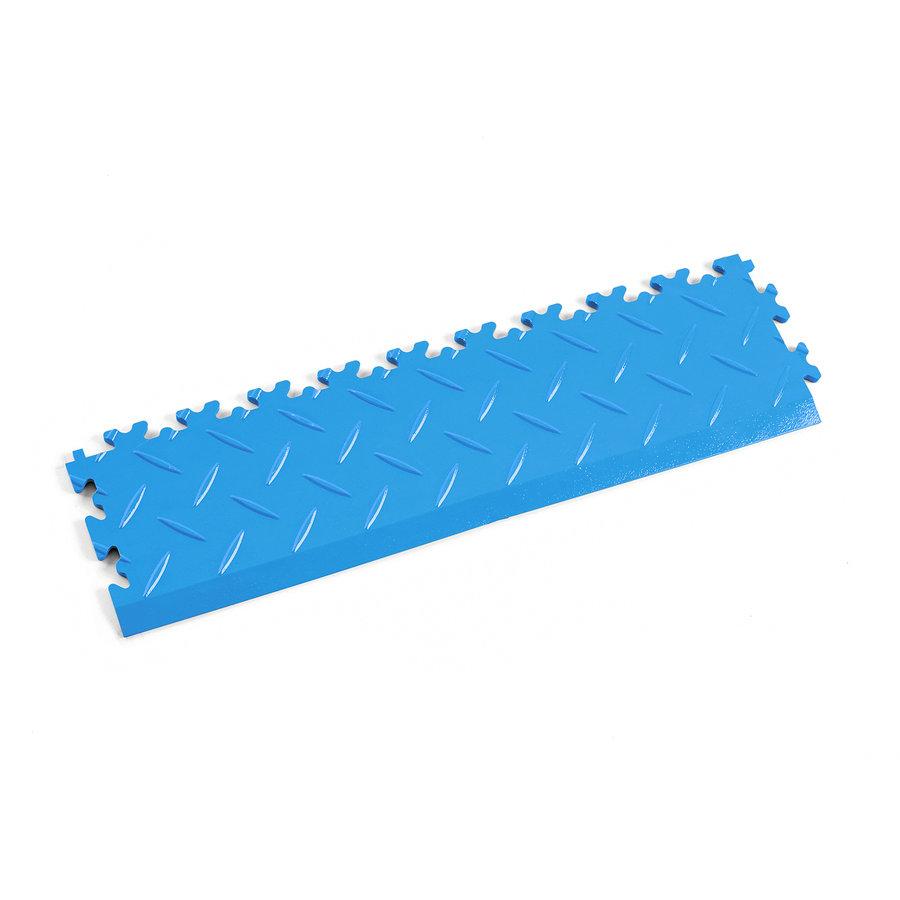 Modrý plastový vinylový nájezd 2015 (diamant), Fortelock - délka 51 cm, šířka 14 cm a výška 0,7 cm