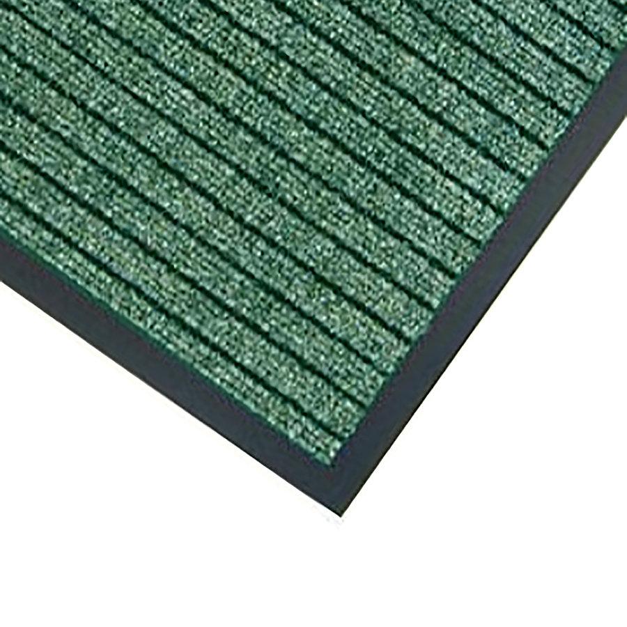 Zelená textilní vstupní rohož Popular - délka 40 cm a šířka 60 cm (85698590)