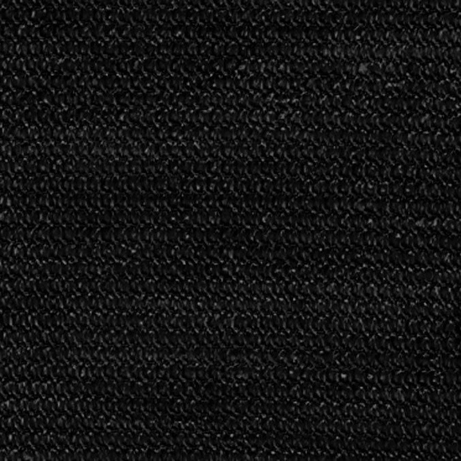 Černá stínící tkanina na plot Samoa - délka 50 m a výška 1,5 m