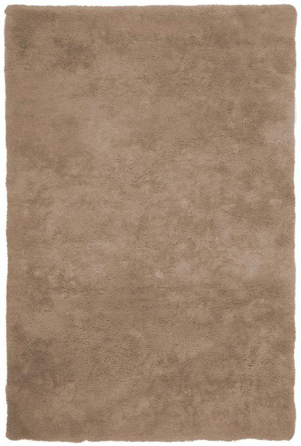 Hnědý kusový koberec Curacao - délka 230 cm a šířka 160 cm