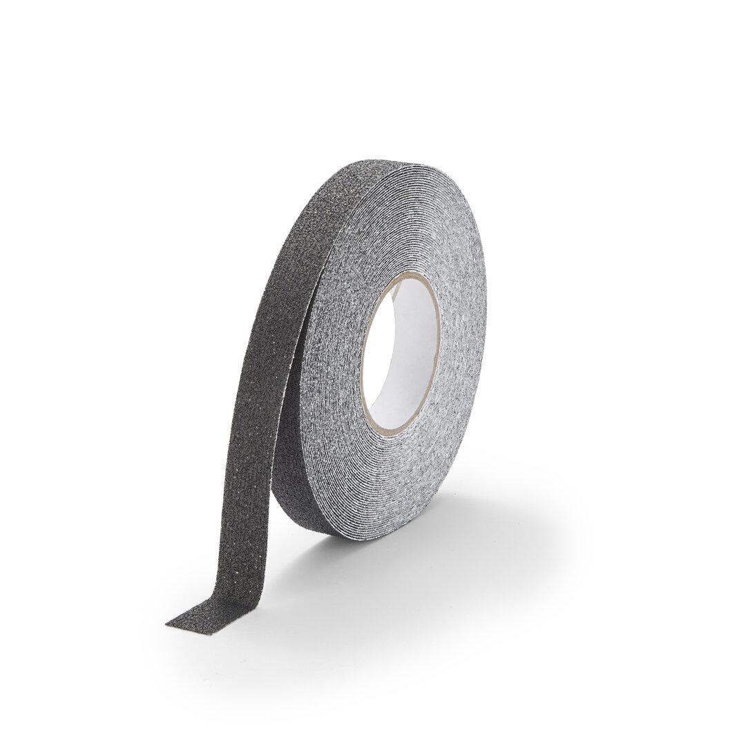 Černá korundová podlahová páska Marine - 18,3 m x 2,5 cm