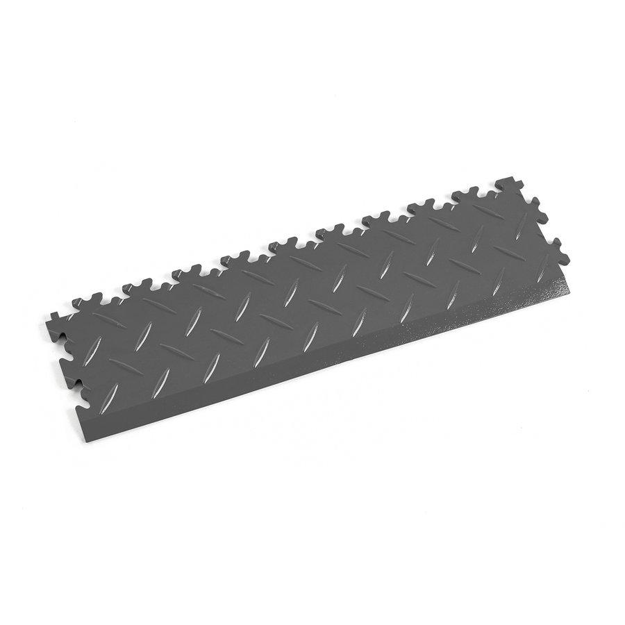 Grafitový plastový vinylový nájezd 2015 (diamant), Fortelock - délka 51 cm, šířka 14 cm a výška 0,7 cm