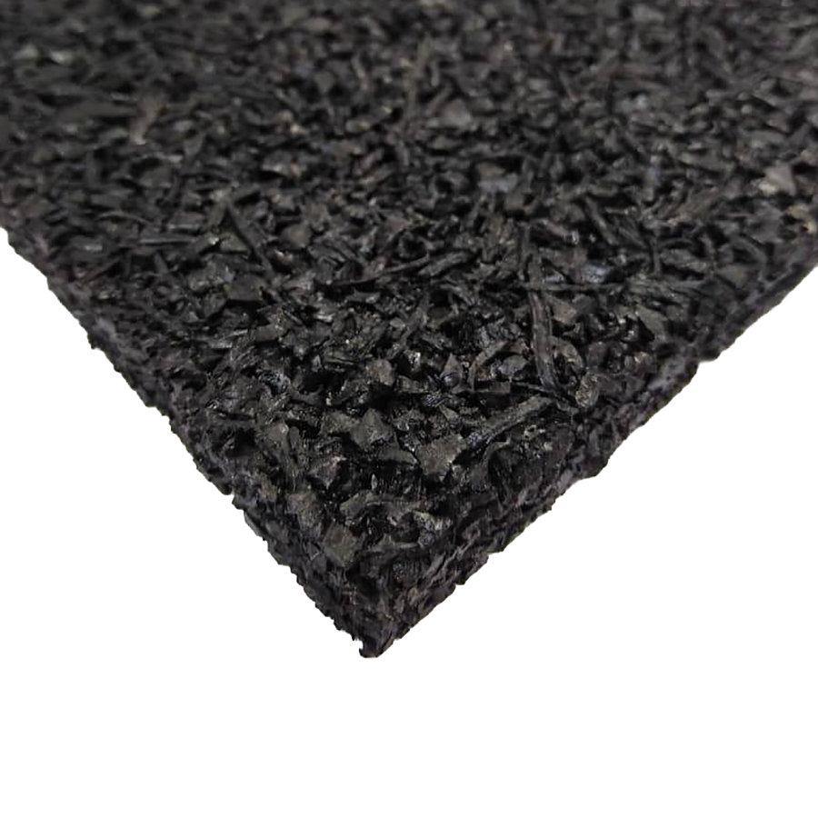 Antivibrační elastická tlumící rohož (deska) ze směsi granulátu a drásaniny FS700 - délka 200 cm a šířka 100 cm