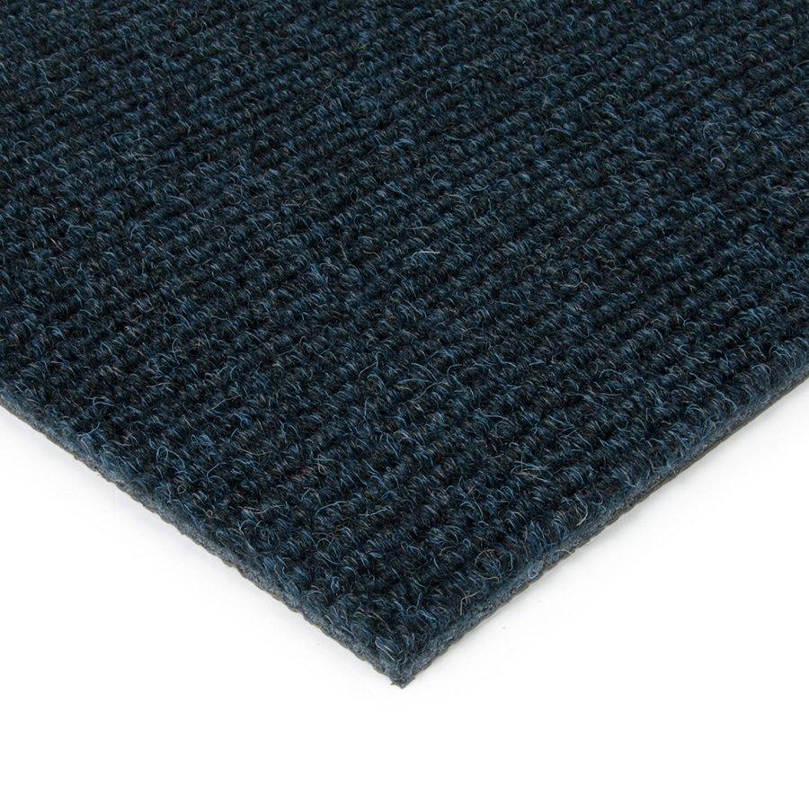 Modrá kobercová vnitřní čistící zóna Catrine, FLOMAT - výška 1,35 cm