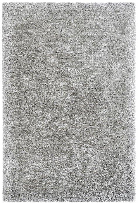 Šedý kusový koberec Touch me - délka 60 cm a šířka 40 cm