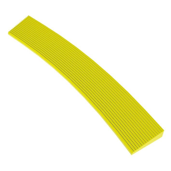 Žlutá náběhová vnitřní hrana Skywalker HD o-Curve Safety Ramp, Nitrile (81716337)
